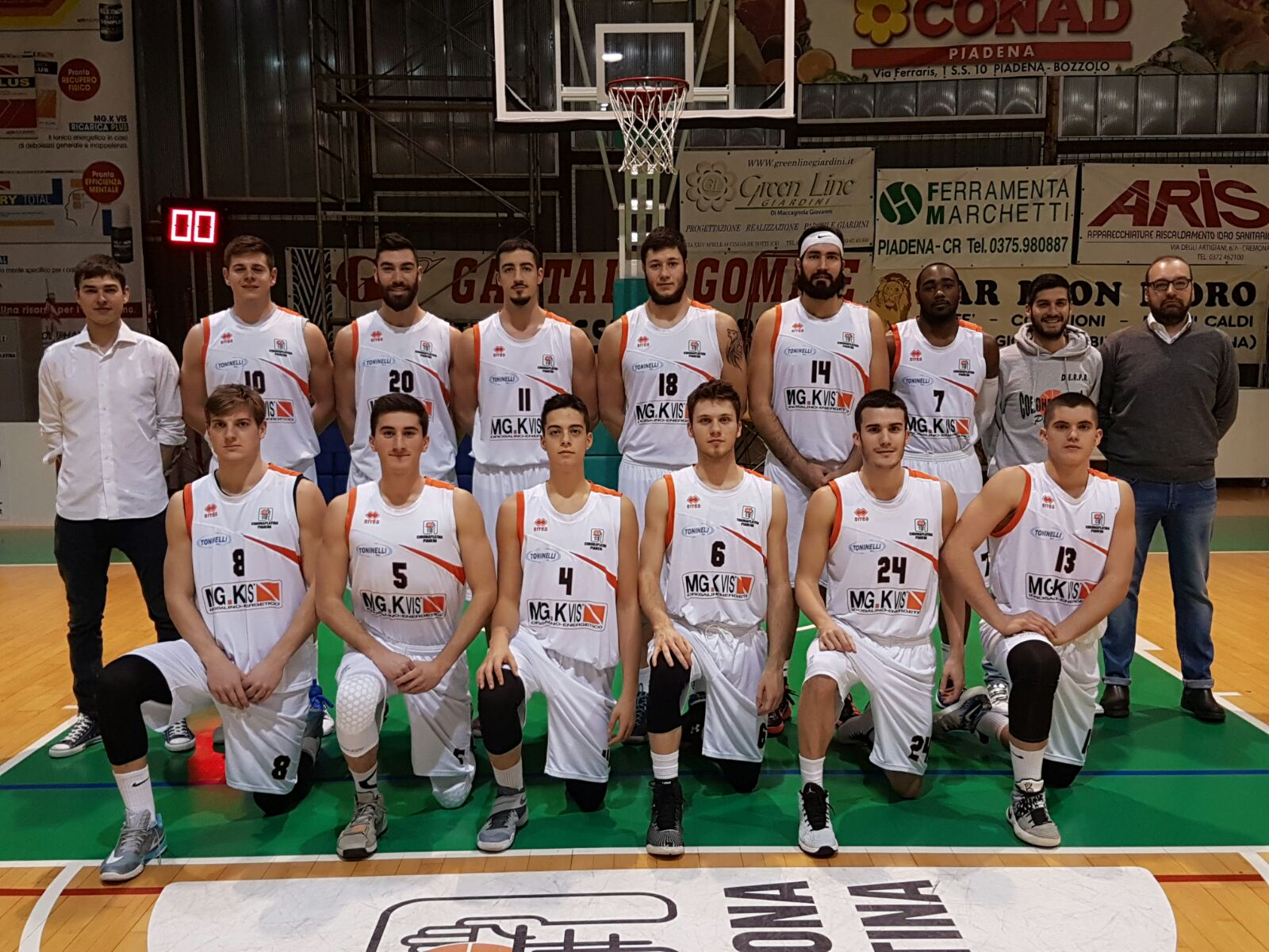 Serie CGold - 2016-17