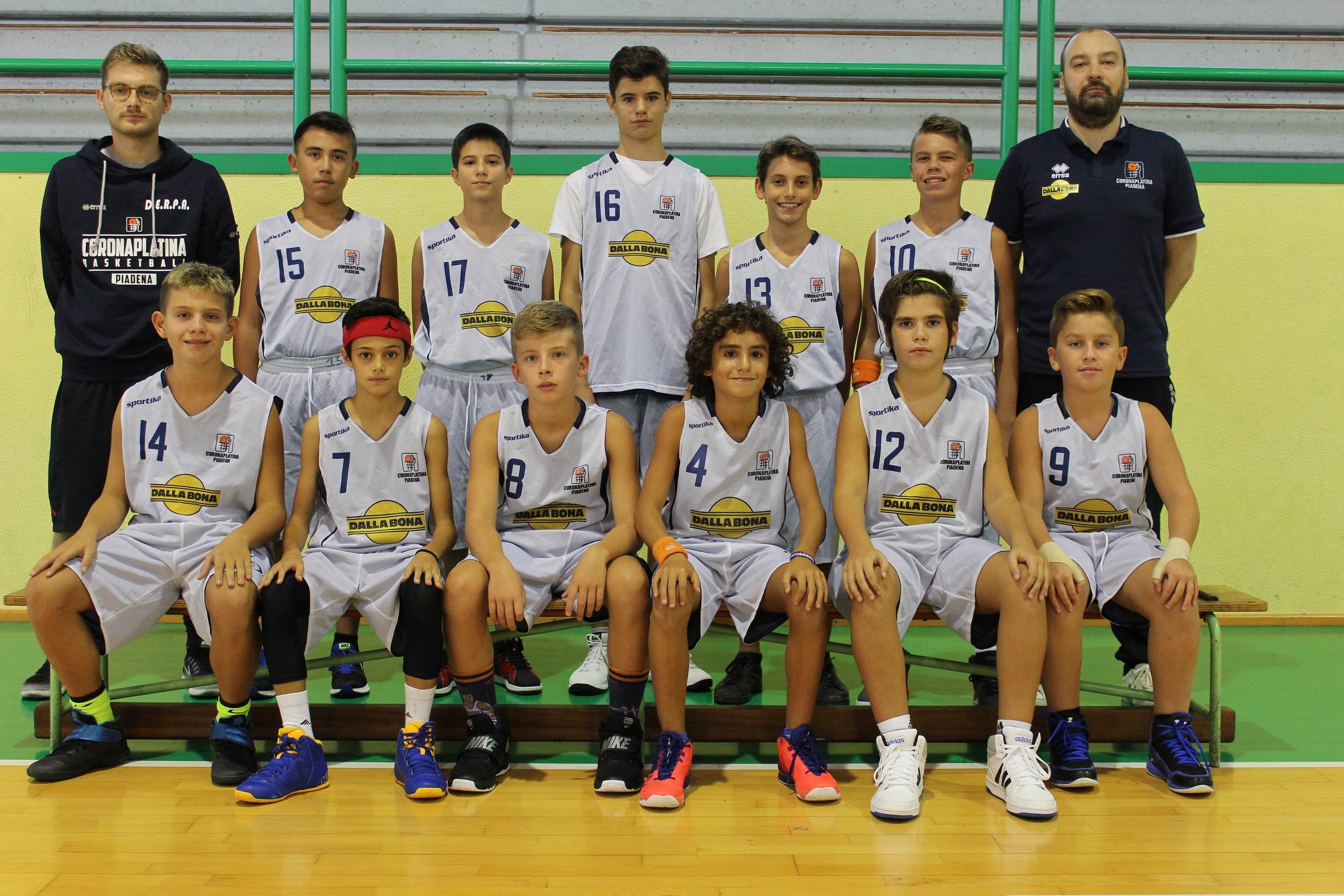 Under 13 - Dalla Bona - 2017-18